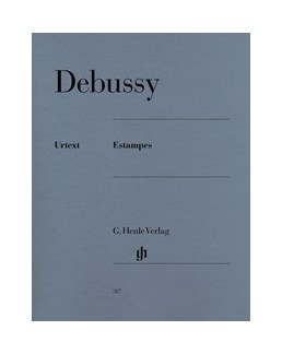 Estampes Debussy