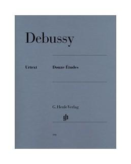 Douze Etudes Debussy