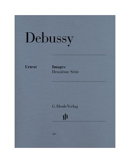 Images 2e série Debussy