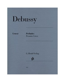 Préludes, Premier livre Debussy