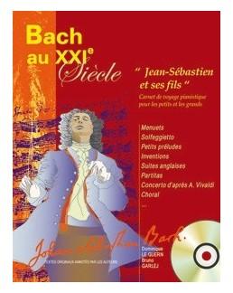 Bach au XXIe siècle avec CD