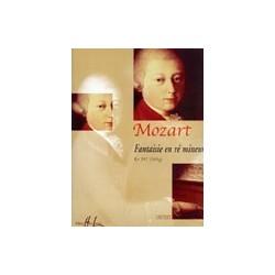 Fantaisie en ré mineur KV 397 Mozart