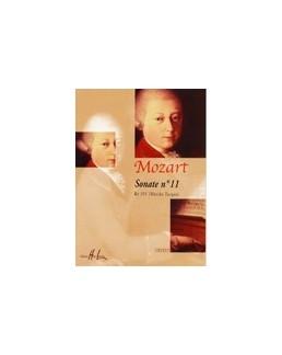 Sonate n°11 KV331 en la maj  Mozart