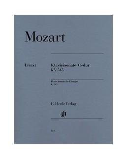 Sonate pour piano en Ut majeur KV 545 (Facile) Mozart