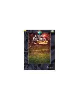 English folk tunes accordéon avec CD