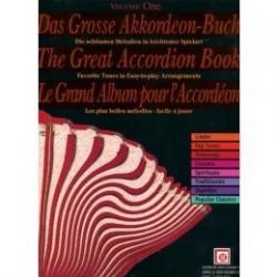 Le grand album pour l'accordéon volume 1
