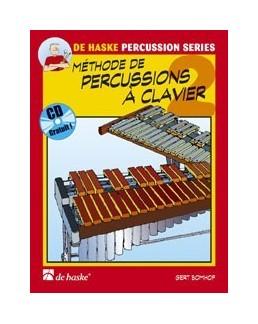 Méthode de percussions à clavier Bomhof vol 2 avec CD