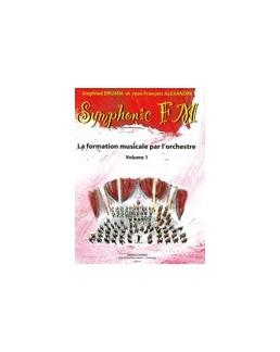 Symphonic FM vol 1 guitare harpe accordéon piano