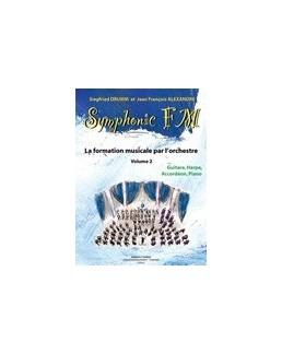Symphonic FM vol 2 guitare harpe accordéon piano