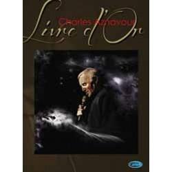 Aznavour livre d'or