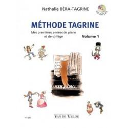 Méthode TAGRINE vol 1 avec CD