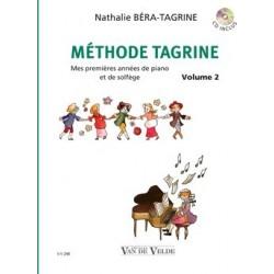 Méthode TAGRINE vol 2 avec CD