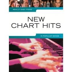 Really Easy Piano New Chart Hits
