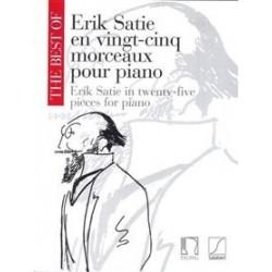 Erik Satie the best of