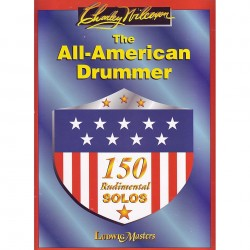 The all-american drummer Charley Wilcoxon