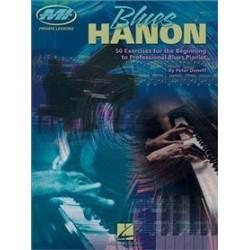 Blues Hanon piano