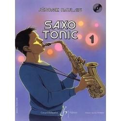 Naulais saxo tonic vol 1 avec CD
