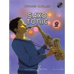 Naulais saxo tonic vol 2 avec CD