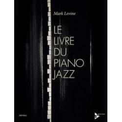 Livre du piano jazz Mark Levine