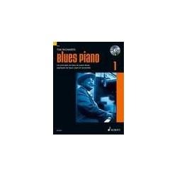 Blues piano Tim Richards avec CD