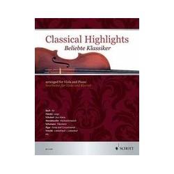Classical Highlights alto piano