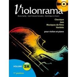 Violonrama vol 2A avec CD
