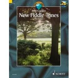 New fiddle tunes violin avec CD
