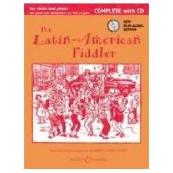 The Latin-American Fiddler avec CD - Complet