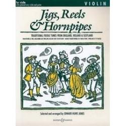 Jigs, Reels & Hornpipes violon