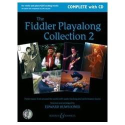 The Fiddler Playalong Violin Collection 2 (avec CD)