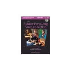 The Fiddler Playalong Viola Collection avec CD