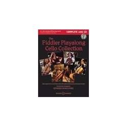 The Fiddler Playalong Cello Collection avec CD