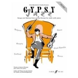 Gypsy Jazz violon piano facile