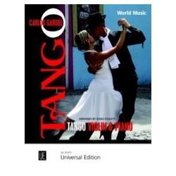 Tango Carlos Gardel violon et piano
