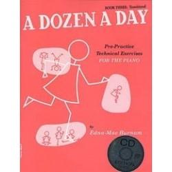 A dozen a day vol 3 avec CD (en anglais)