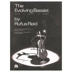 The evolving bassist Rufus Reid