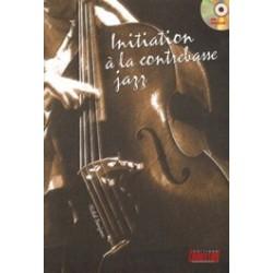 Initiation à la contrebasse jazz Beaujean avec CD