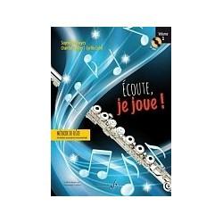 Ecoute je joue Sophie Deshayes/Boulay/Lehn avec CD ROM