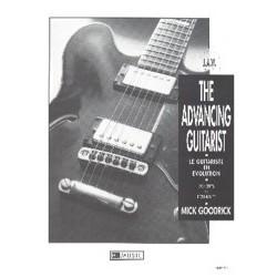 The advancing guitarist (le guitariste en évolution) Mick Goodrick