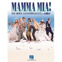 MAMMA MIA ! THE MOVIE SOUNDTRACK - ABBA