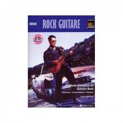 ROCK GUITARE - DÉBUTANT (+CD)