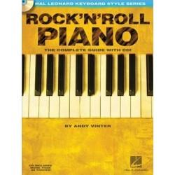 Rock'n'Roll piano AVEC cd