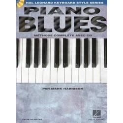 Piano blues avec CD