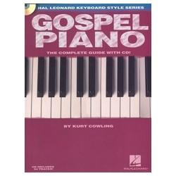 Gospel piano avec CD