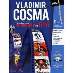 COSMA Ses plus belles musiques de film avec CD