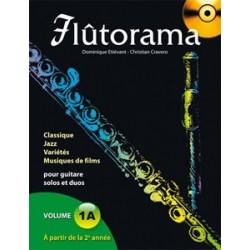 Flutorama 1A avec CD