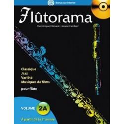Flutorama 2A avec CD