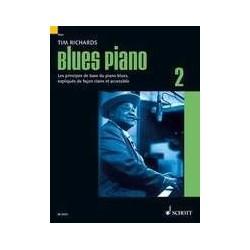 Blues piano vol 2 Tim Richards