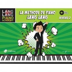 LANG LANG méthode de piano niveau 2