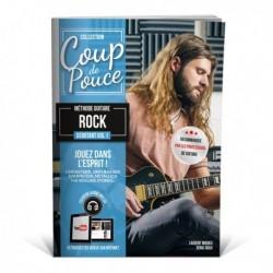 Coup de pouce guitare électrique vol.1 Roux
